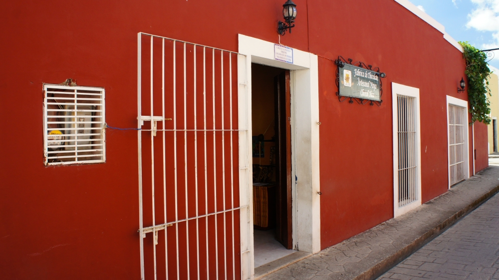 Mexico 3. - Valladolid, or the story of real chocolate and tequila (1/4)