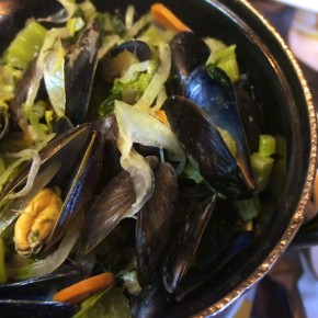Mussels In Brussels